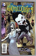 BATMAN: THE DARK KNIGHT #23.1 - STANDARD VENTRILOQUIST #1 COVER - DC NEW 52