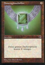 Smaragdmedaillon / Emerald Medallion   NM   Tempest   GER   Magic MTG