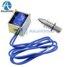 Hcne1 0520 Dc12v Frame Pull Type Dc Solenoid Electromagnet New