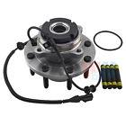 Wheel Bearing and Hub Assembly Front WJB WA515056