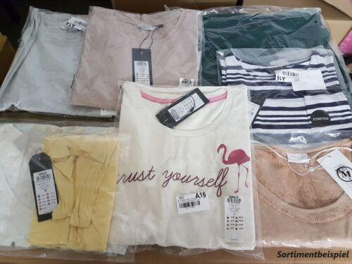 Markenkleidung Damenkleidung Gr M NEU mit Etikett Bluse Top T-Shirt Shirt Paket
