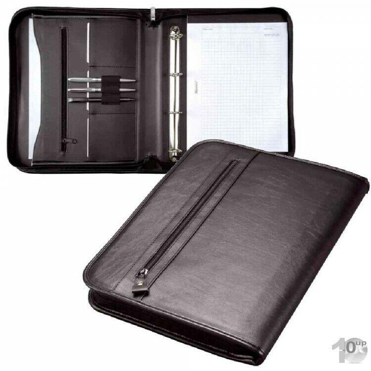Alassio Ringbuch-Mappe LIMONE DIN A4 Echt-Leder schwarz Aktenmappe | Mama kaufte ein bequemes, Baby ist glücklich  | Wirtschaft  | Verbraucher zuerst