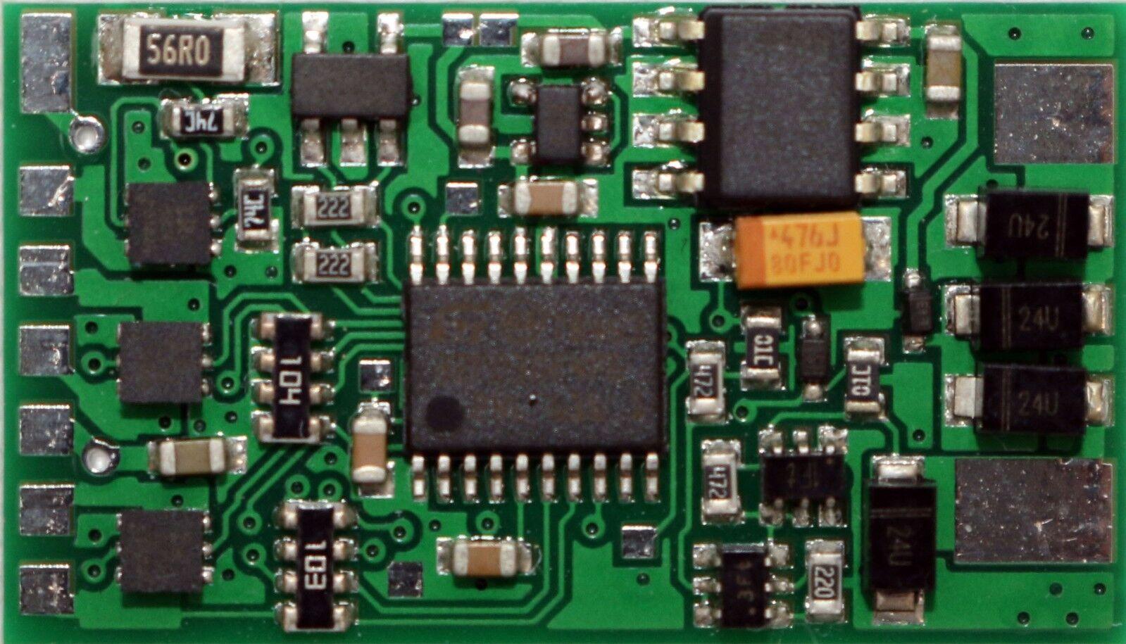 Multiprotokoll Schalt- und Funktionsdecoder UniWeiDec-V2