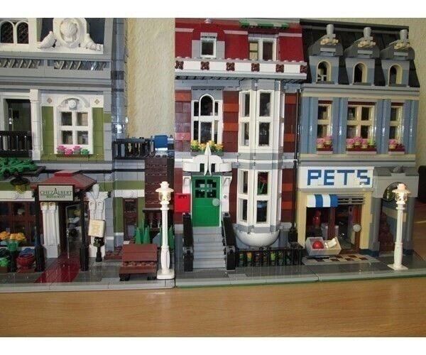 Lego City, Lygtepæl med lys