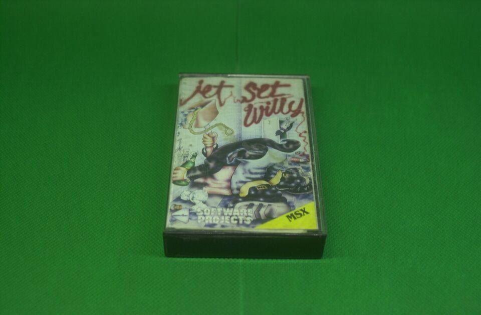 Jet Set Willy, MSX