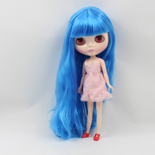 """Takara 12/"""" Neo Blythe LONG Hair Nude Doll from Factory TBY186"""