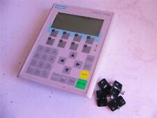 Panel operator SIEMENS OP77B 6AV6 641 0CA01 0AX0