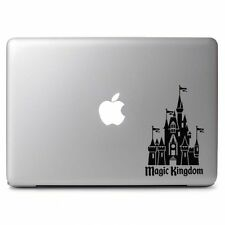 Magic Kingdom Castle Disney World for Macbook Laptop Car Window Decal Sticker
