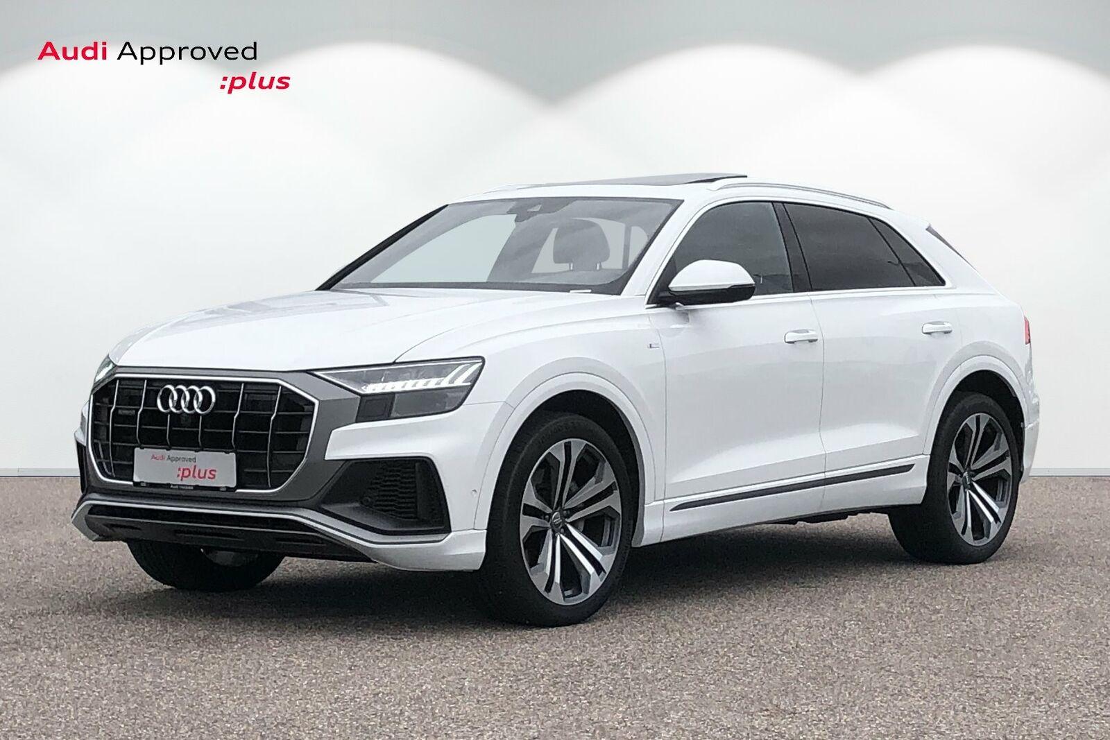Audi Q8 50 TDi quattro Tiptr. 5d - 1.399.000 kr.