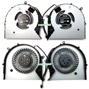 New ASUS ROG Strix GL703VD GL703VD-DB74 GL703VM GL703VM-NH74 CPU + GPU Fan