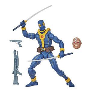 Hasbro Marvel Legends Series Deadpool Collection 6-inch Deadpool Action Figure