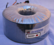 240V to 60V-0-60V 600VA TOROIDAL TRANSFORMER (NORATEL)