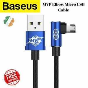 Baseus-Elbow-Micro-USB-1M-Cable-for-HTC-Samsung-Galaxy-Sony-LG-Data-Charger