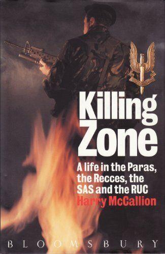 Killing Zone,Harry McCallion