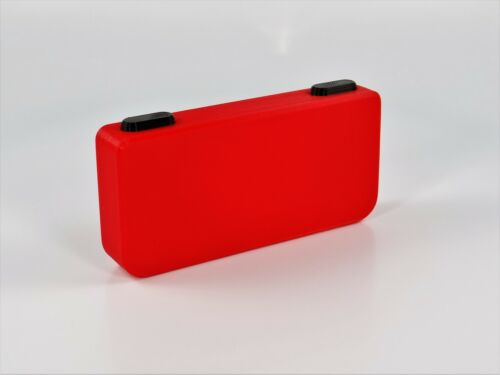 PiGRRL Zero RED Game Boy Case NinjaFlex Buttons Screws Raspberry Pi Zero Gameboy