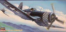Hasegawa 02511: 1/72 F4U-1D Corsair w/o Decals