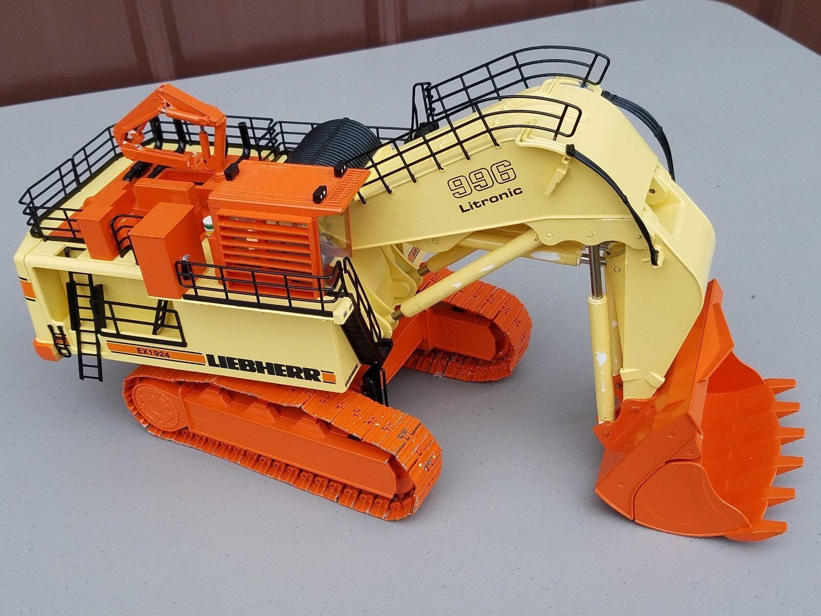 Gros 1 50 LIEBHERR 996 hydraulique Mining pelle Excavatrice, Conrad