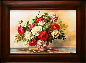 Peinture à L'huile Baroque Images Tableau Ölbild Cadre Photo G02678 Plus De Rabais Sur Les Surprises