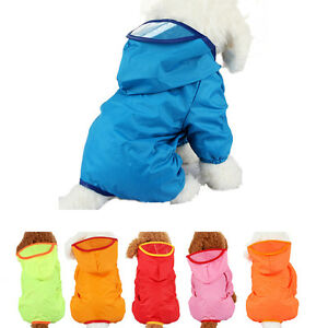 Fashion-Dog-Clothes-Pet-Hoodie-Rain-Coat-for-Small-Dogs-Pet-Jacket-amp-Pocket