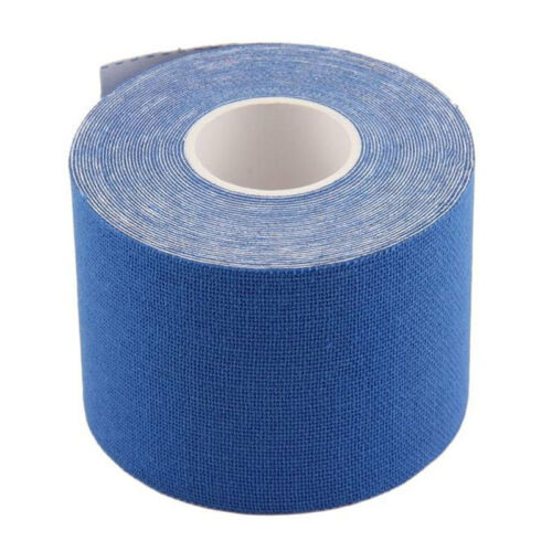 2.5//5cm Width 5M Kinesiology Sports Tape Muscles Care Elastic Physio Therapeutic