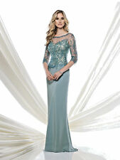 Mon Cheri Montage 115963 Mother of The Bride/Groom Dress NEW Authentic Gown NWT