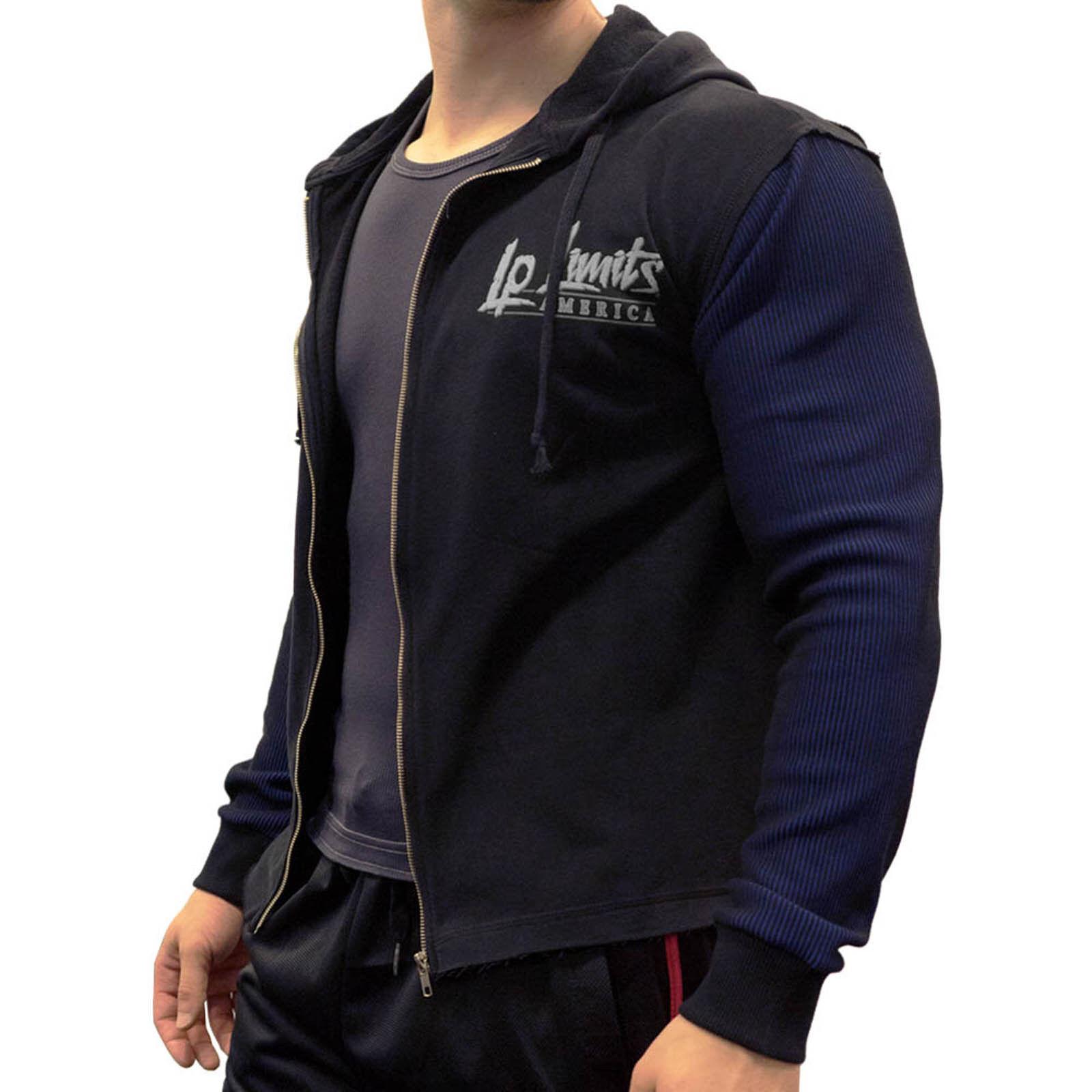 Legal Power Zipped Hoodie Ottoman Mix Baumwolle 4003-864922 Fitness Bodybuilding    Der Schatz des Kindes, unser Glück