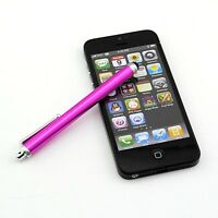Universal Stylus Touch Pen for iPhone iPad Tablet Samsung HTC-Pink