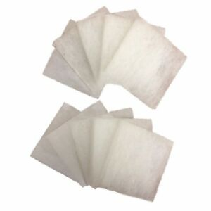 50-x-Compatible-Poly-Pads-Suitable-For-Juwel-Jumbo-BioFlow-8-0-Filters