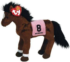 2006 BARBARO Horse Kentucky Derby Winner Ty Beanie Baby  w tag Retired
