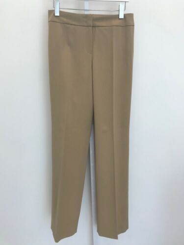 Nwots 8 Pants Elastane Cotton Wool 5000546 Escada Tan Maat OqwHq1z8