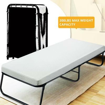 Quictent Folding Guest Bed With Mattress Amp Storage Bag