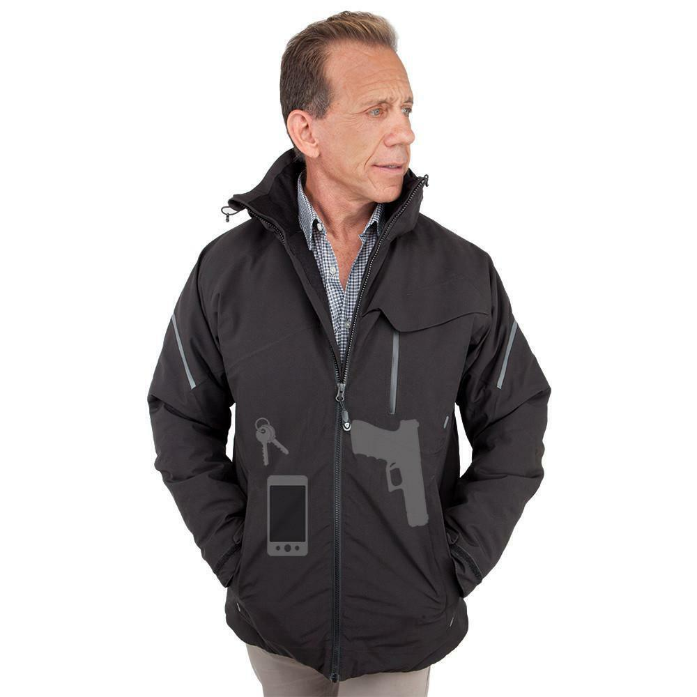 Men's Concealed Carry calibre Elite Parka 4100