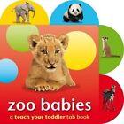 Zoo Babies by Award Publications Ltd (Board book, 2014)