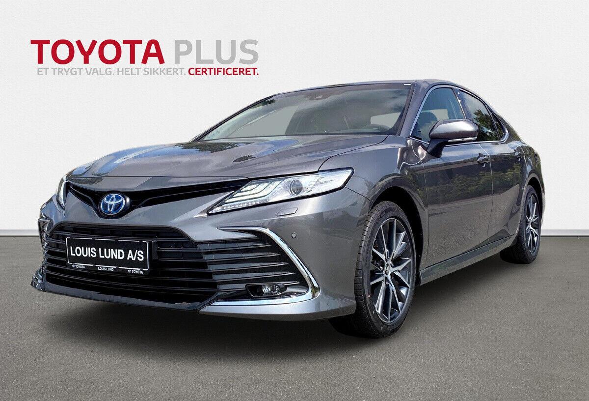 Toyota Camry 2,5 Hybrid H3 Executive CVT 4d - 449.900 kr.