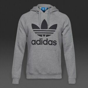 Maat Trefoil New Vk With Hoody Originals Brand Tags Hoodie Adidas Xl wO71pnFtxq