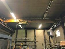 10 Ton X 28 Abell Howe Single Girder Overhead Bridge Crane Ybm 14724