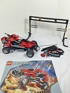 Lego Technic Set 8279 4wd X Track Car Dragster With