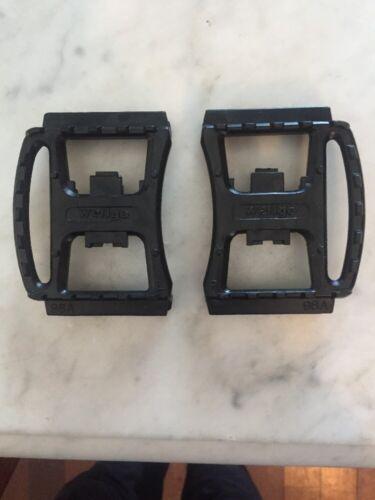 New Wellgo 98A SPD Pedal Adapters w// Reflectors