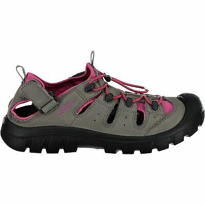 Cmp Scarponcini Avior Wmn Hiking Sandal Marrone Tinta Nubuckleder- Eccellente (In) Qualità