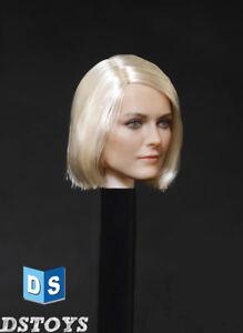 YMTOYS 1/6 Asie Female Head Sculpt Court Cheveux Noir Xiu