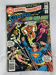 Lot-Of-2-DC-Comics-Presents-13-And-14-September-And-October-1979-DC