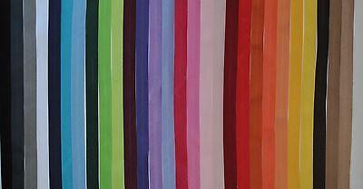 biais uni par 2 mètres coloris au choix 2cm/20mm de large Fillawant de DMC