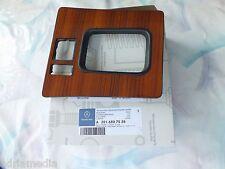 Mercedes Abdeckung Holzabdeckung Verkleidung Mittelkonsole W201 190  A2016807536