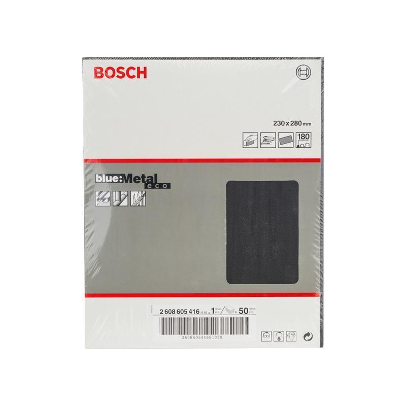 Bosch Bosch Bosch disques j410 230x280mm k180 2608605416 50er ve papier abrasif 2e360c