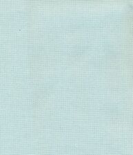 Zweigart 28ct Brittney Lugana Fabric Ice Blue 1 metre 100 x 138cms