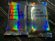 Cards Against Humanity Pride Pack Expansion No Glitter /& Fantasy Pack