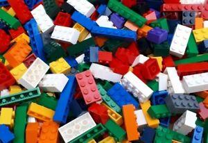 200-brandneue-Lego-Steine-original-Bricks-Classic