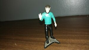 "1991 Star Trek TOS HAMILTON  4/"" PVC Figures Uhura"