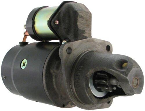 New 12V USA Built Starter fits Bobcat w Wisconsin VH4D 1109424 10465414 10465428