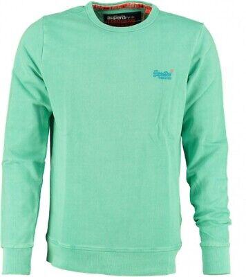 Superdry Pullover Aqua Green UVP EUR 69.99 | eBay